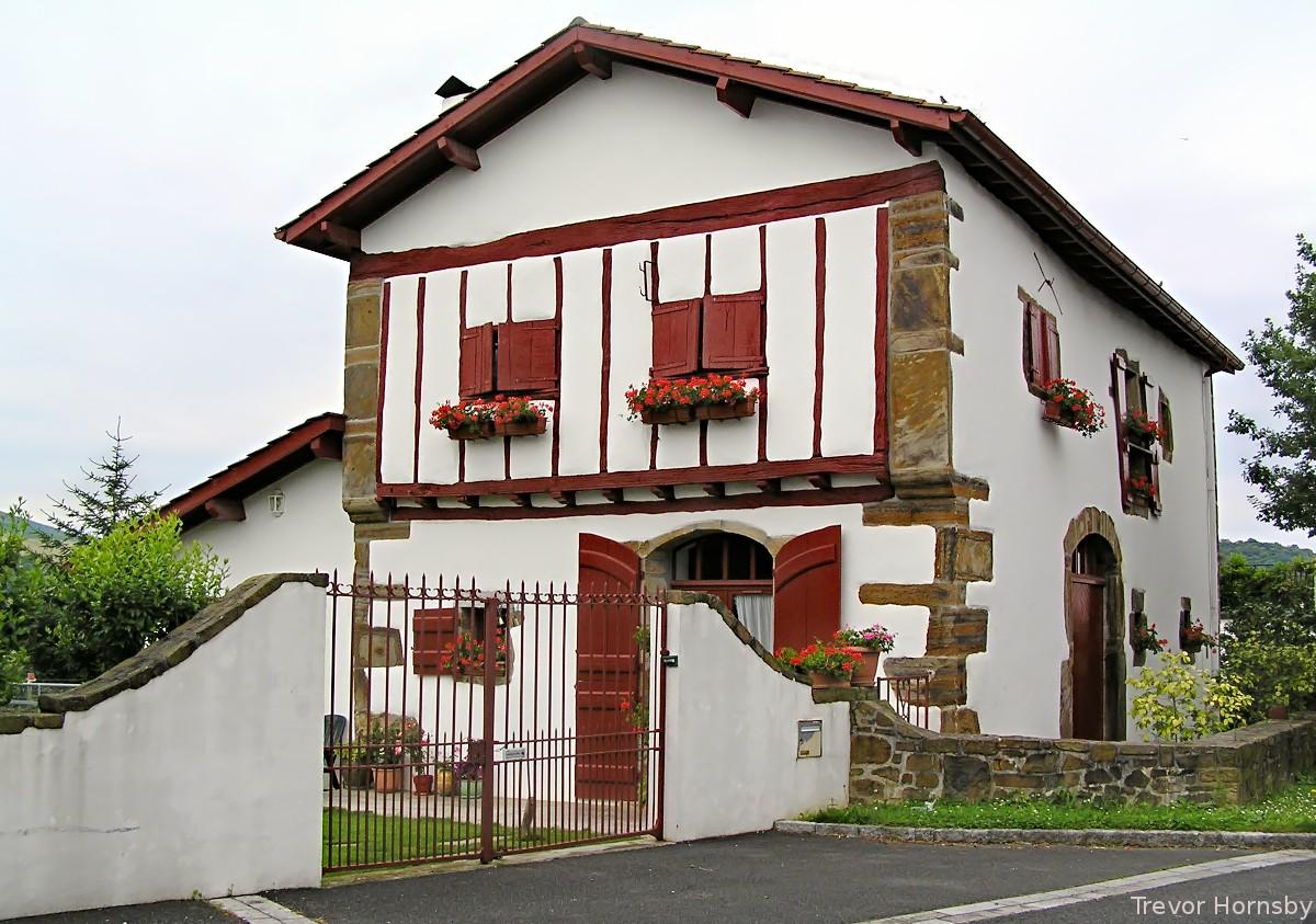 Du bearn au pays basque 3 - Maison close pays basque ...